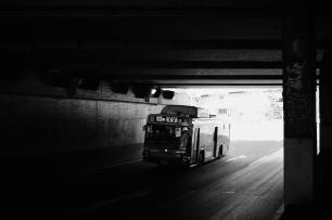 Shinjuku bus