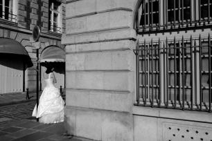 Paris bride, Île de la Cité