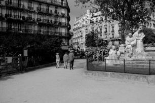 Park, Sèvres-Babylone