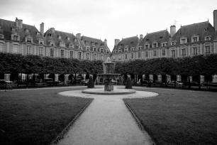 Place des Vosges, Le Marais