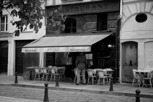 Restaurant, Île de la Cité