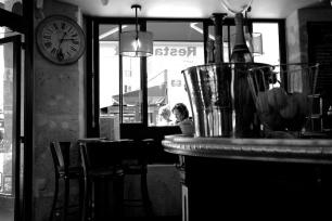 Restaurant, Montmartre