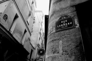 Rue de Lanneau