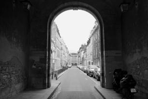 Street, Le Marais