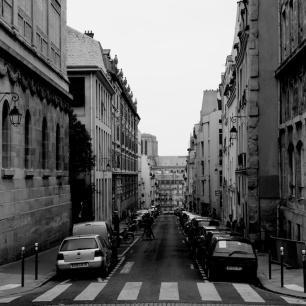 Street, Place de Panthéon