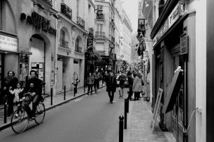 Street, Saint-Germain des Prés