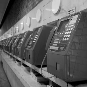 Public phones