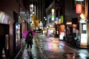 Rainy night - II