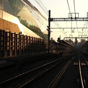 Sunset - Minami Shinjuku