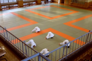 """If you were looking for a grappler in Tokyo, where would you start? It wouldn't be a sure thing, of course, but with nothing more to go on, you might want to check out judo dojos. And the one you'd probably begin with, because it's the biggest and best known, would be the Kodokan."""