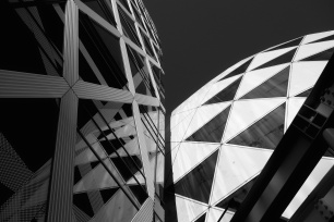 Mode Gakuen Cocoon Tower - Shinkuku | Tange Associates (Japan) 2008 モード学園コクーンタワー