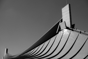 Yoyogi National Gymnasium - Shibuya | Kenzō Tange (Japan) 1964 国立代々木競技場
