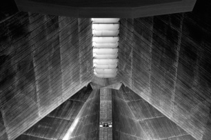 St Mary's Cathedral - Bunkyo | Kenzō Tange (Japan) 1964 東京カテドラル聖マリア大聖堂