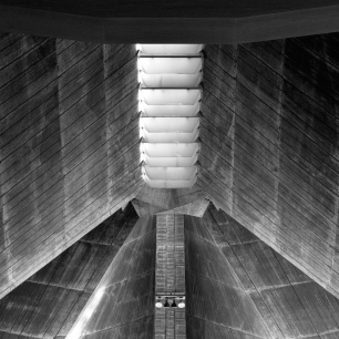 St Mary's Cathedral - Bunkyo | Kenzō Tange (Japan) 1964 東京カテドラル聖マリア大聖堂