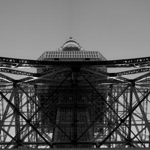 Tokyo Tower - Shiba Koen | Tachū Naitō (Japan) 1958 東京タワー