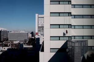 Cityscape Tokyo DSCF1619