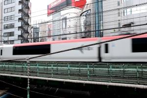 Cityscape Tokyo DSCF3731