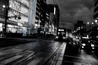 Hiroden Street Car