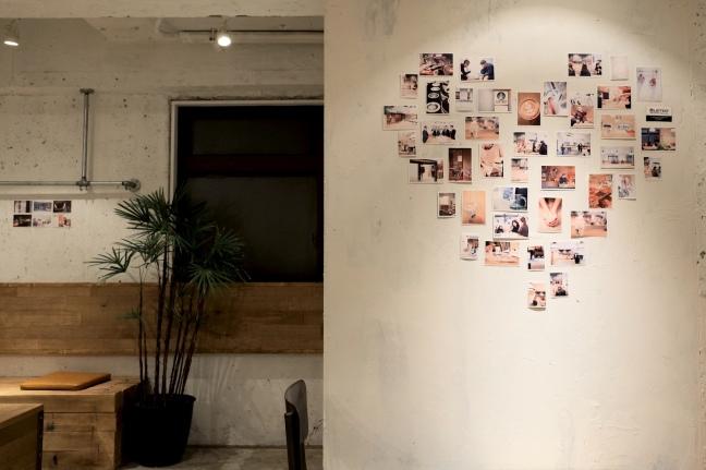 Photo wall | Portrait