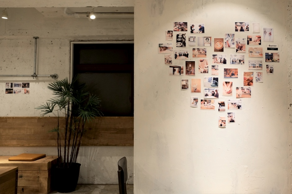 Photo wall | Portrait