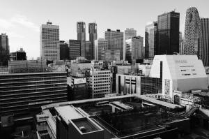 Shinjuku | iPhone + RNI Films Ilford Delta 100